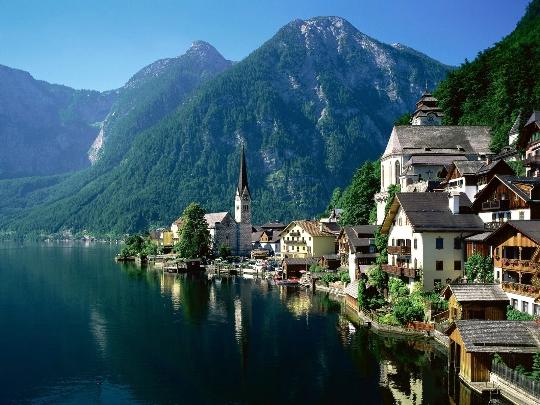 Vakantie in Oostenrijk in juli