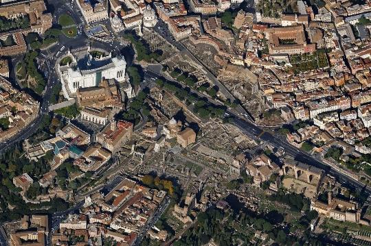 مناطق روما