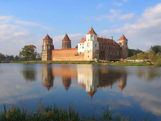 العطل في روسيا البيضاء في يوليو
