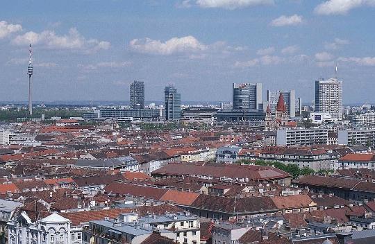 Wienin kaupunginosat