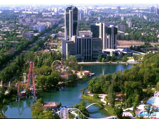 Tasjkent districten