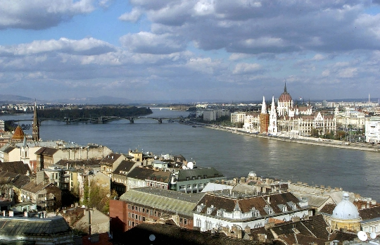 Квартали в Будапеща