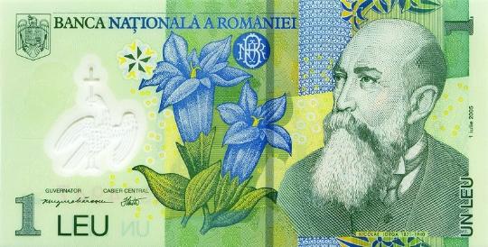 Valuutta Romaniassa