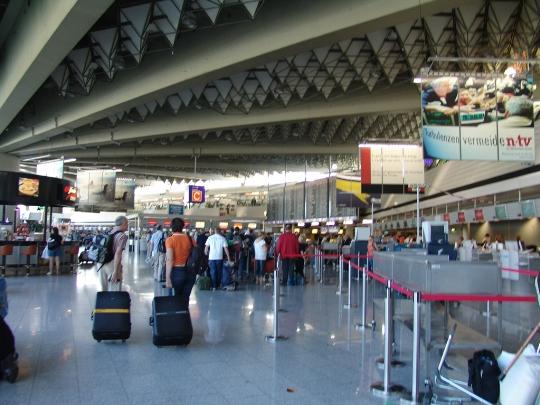 Luchthavens in Duitsland