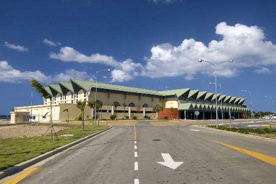 Vliegvelden in Dominicaanse Republiek