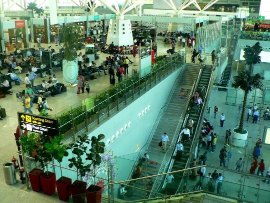Indiase luchthavens