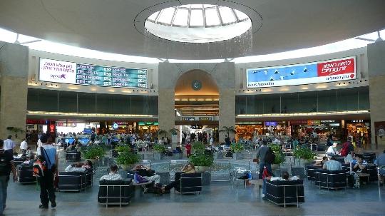 Vliegvelden in Israël