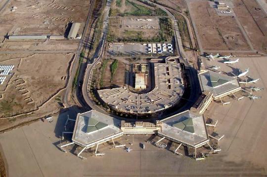 Иракски летища