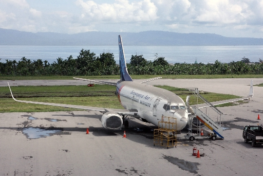 Lentokentät Indonesia