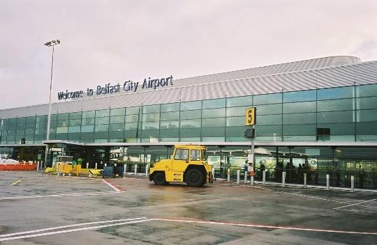 Irlannin lentokentät