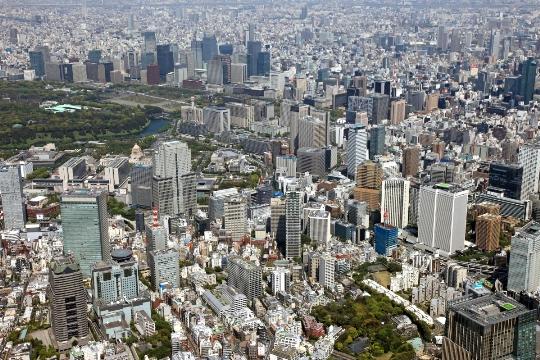Tokyo districten
