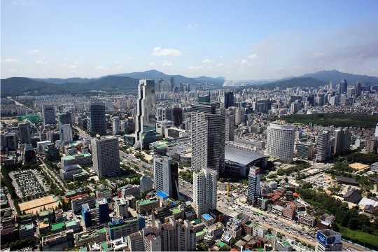 Seoul districten