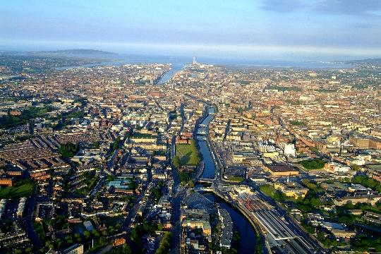 Dublinin alueet