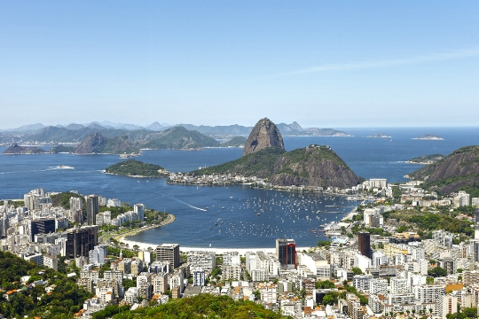 مناطق ريو دي جانيرو