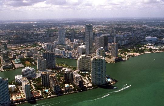 Miami gebieden