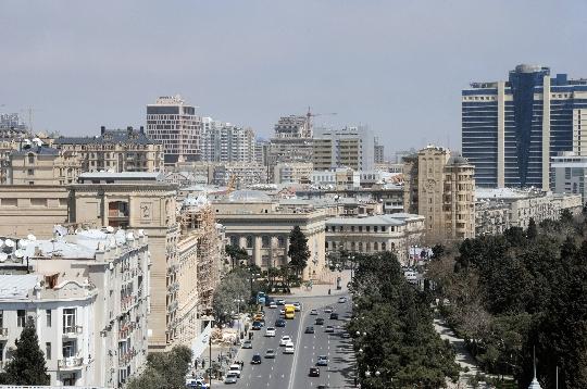 Бакински квартали