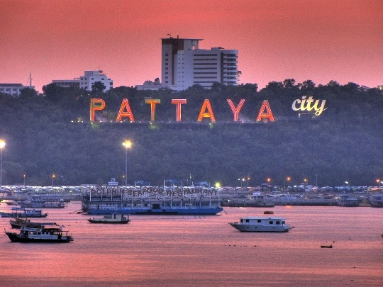 Pattayan alueet