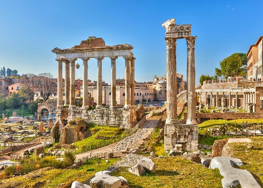 Улици от рим