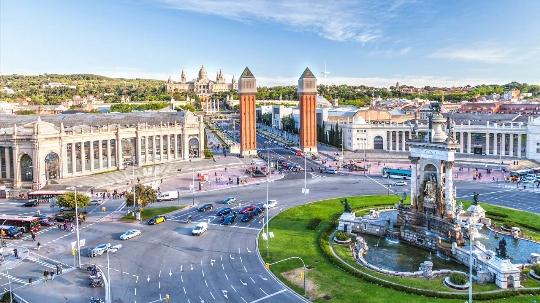 Barcelonan kadut