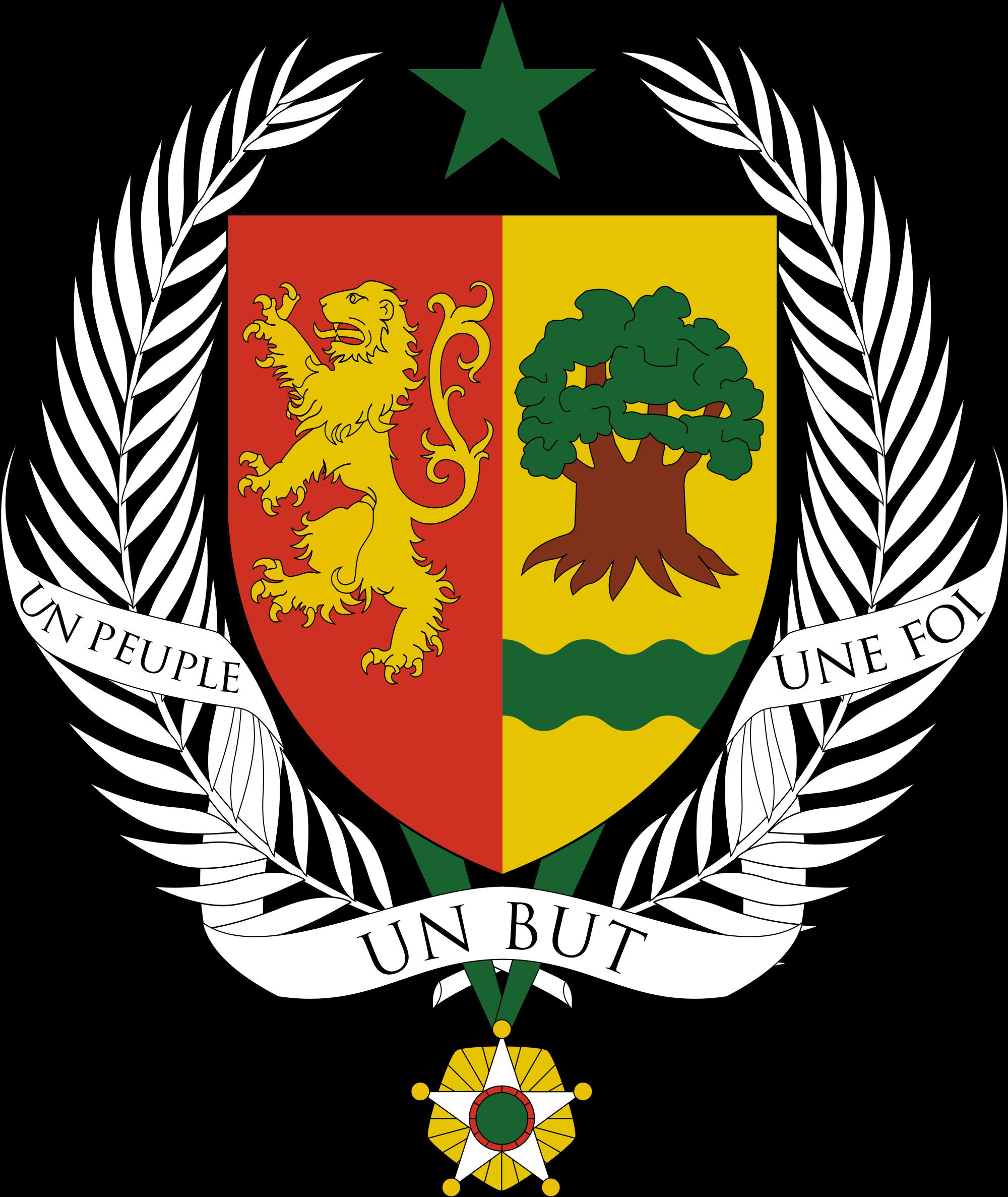 Wapen van Senegal