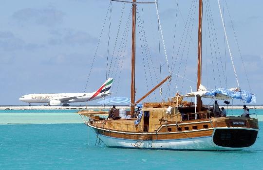 مطارات جزر المالديف
