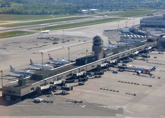 Vliegvelden in Liechtenstein