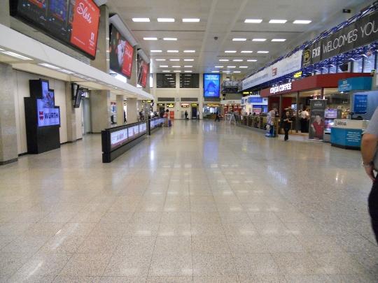 Luchthavens in Malta