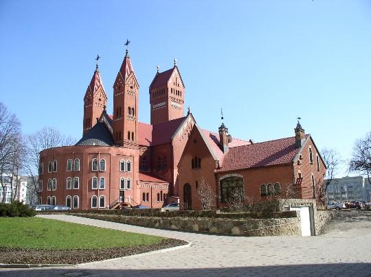 Vakantie in Wit-Rusland in september