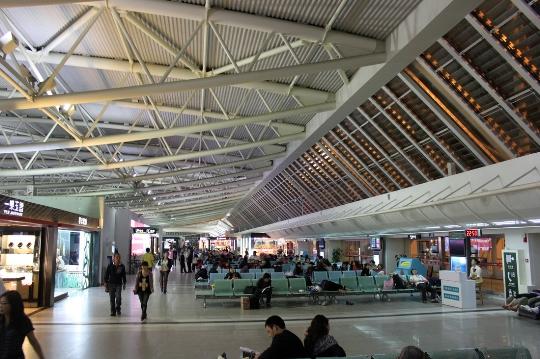 Kiinan lentokentät