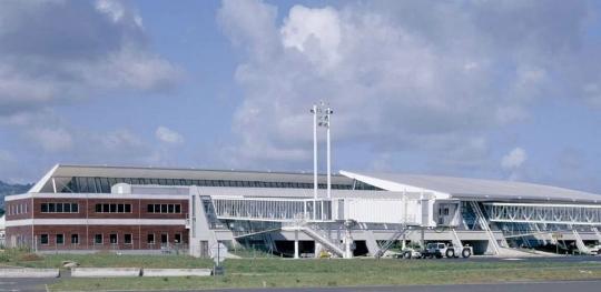 Luchthavens van Martinique