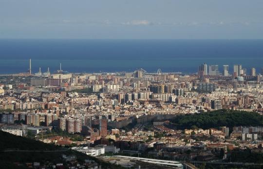 Ponts d'observation de Barcelone