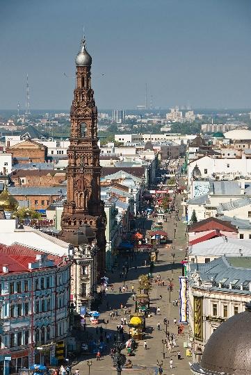 Observatiedekken van Kazan
