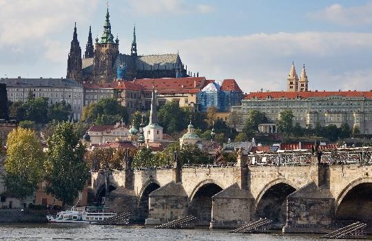 Observatiedekken van Praag