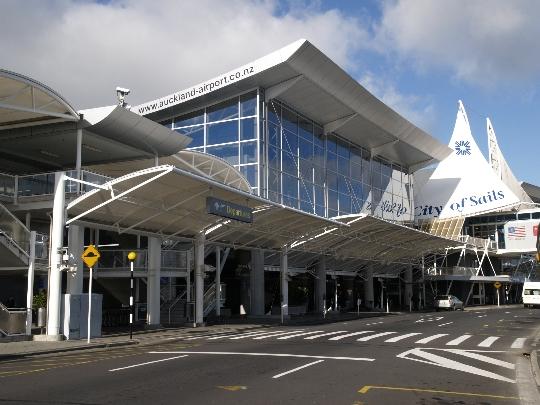 Uuden-Seelannin lentokentät