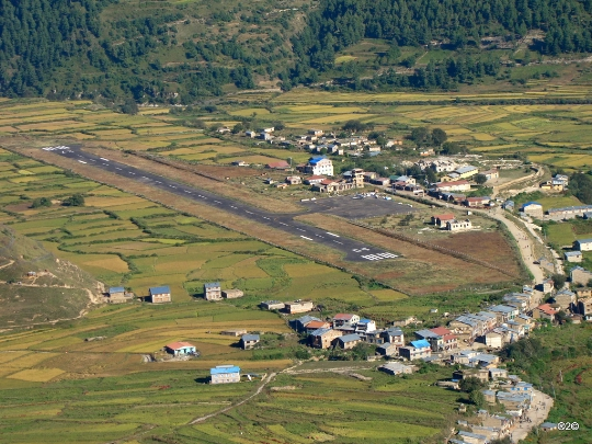 Летища на Непал