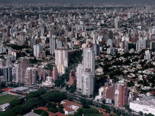 Buenos Aires - Argentiinan pääkaupunki