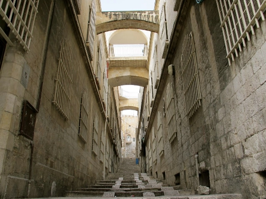 Straten van Jeruzalem