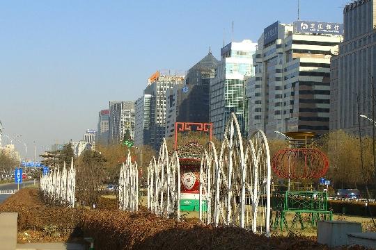 Straten van Peking