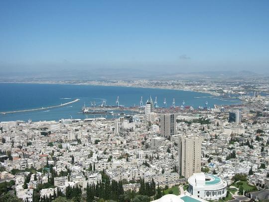 Haifan piirit