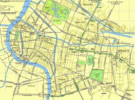 مناطق بانكوك