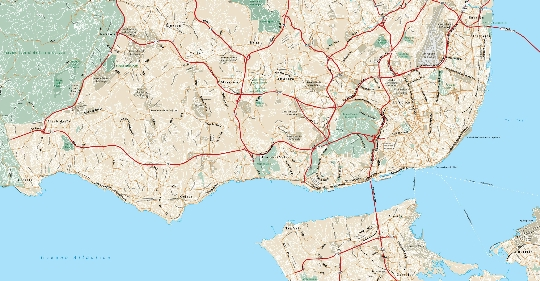 Лисабонски райони