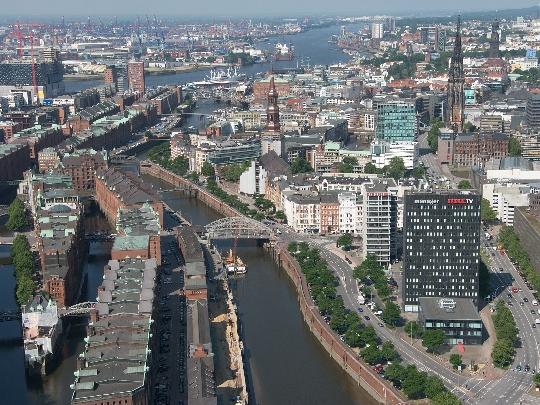 Hamburgse wijken