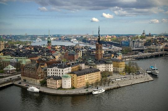 Stockholm wijken