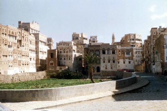 Alueet Sana'a