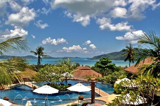 Zones de Phuket