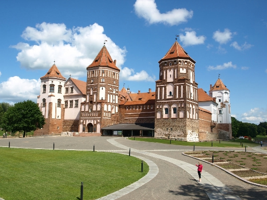 Vakantie in Wit-Rusland in oktober