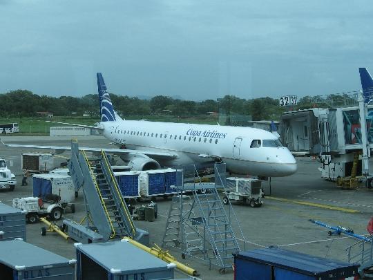 Panaman lentokentät