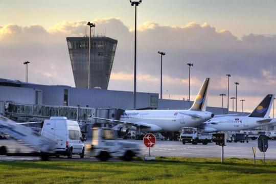 Luchthavens Polen