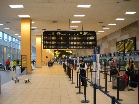 Luchthavens van Peru