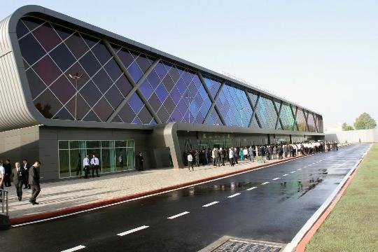 Tadzjiekse luchthavens